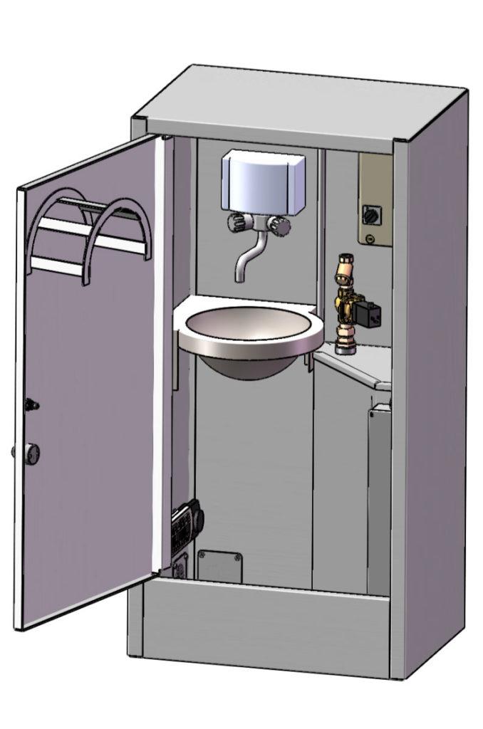AirGap Cabinet